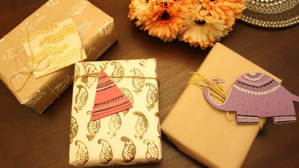 Presentes de Diwali