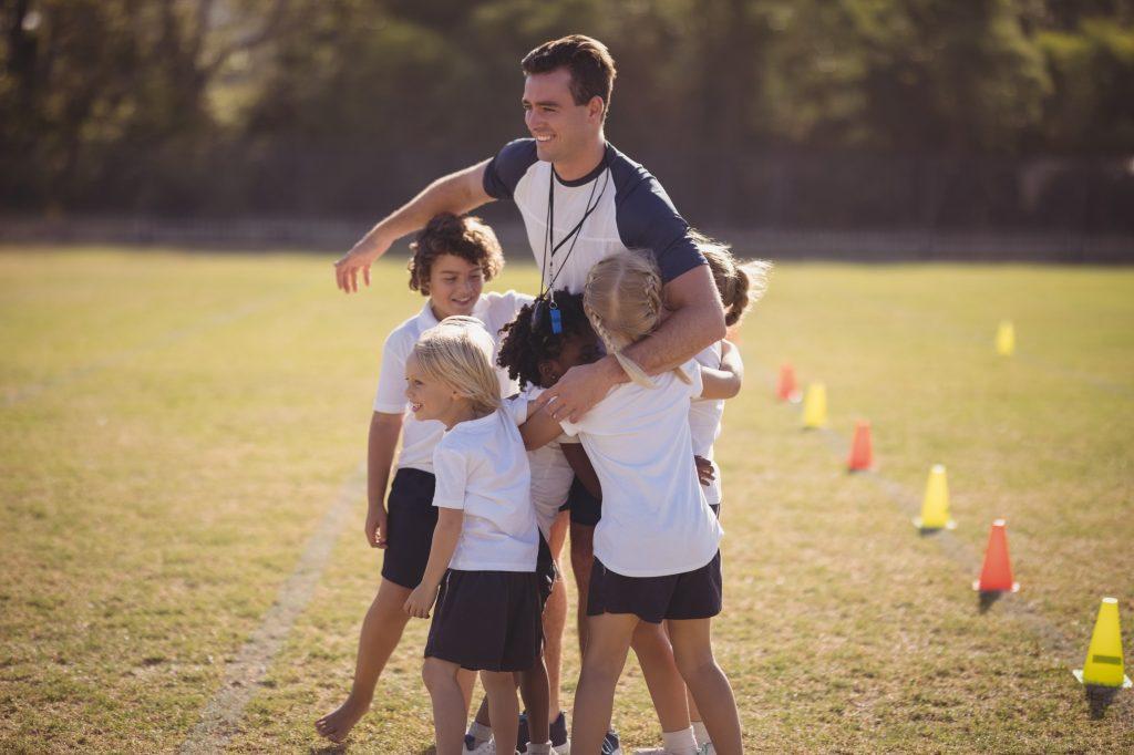 treinadores de esportes